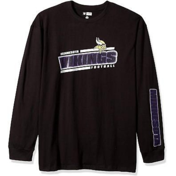 Minnesota Vikings Men s Big   Tall LS Shirt 4XL. Boutique. NFL 2a166005d